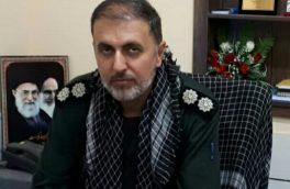 فرمانده سپاه استهبان از خبرنگاران تجلیل کرد.