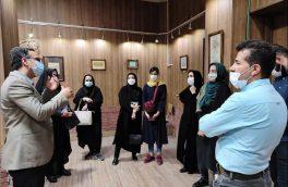 برگزاری نمایشگاه خوشنویسی در استهبان