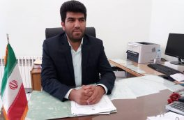 اصغر شاهسوندی بخشدار سابق مرکزی استهبان گزارش کار داد .