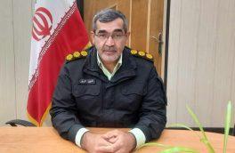 پیام تبریک فرمانده انتظامی شهرستان استهبان به مناسبت فرا رسیدن هفته بسیج